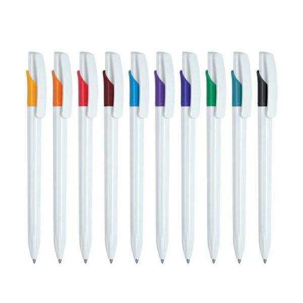 خودکار تبلیغاتی پلاستیکی لوتوس لچه پن