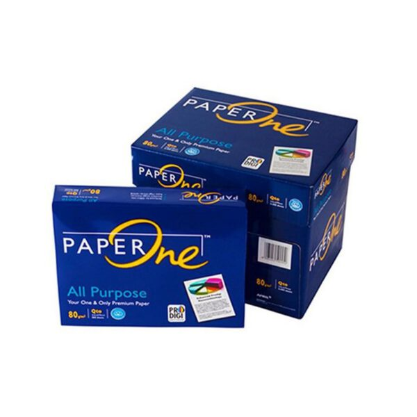 کاغذ A4 گرماژ 80 بسته 500 عددی پیپروان