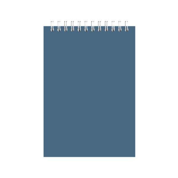 دفتر یادداشت سیمی 80 برگ 1/8 مهرآذر