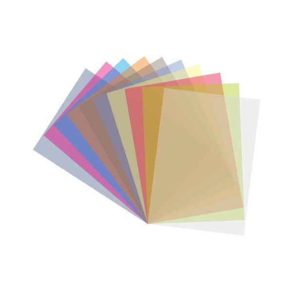 طلق شفاف A4 بسته 100 عددی 130 میکرون