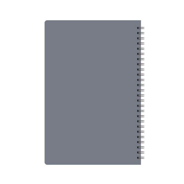 دفتر خطی سیمی ۱۰۰ برگ ساده نور