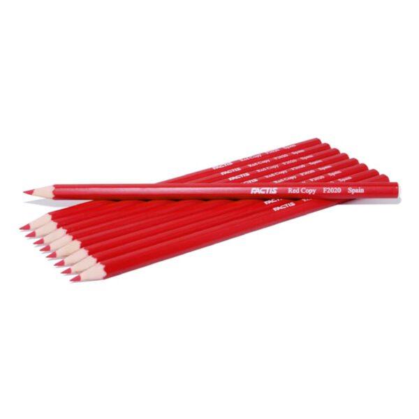 مداد قرمز ردکپی فکتیس