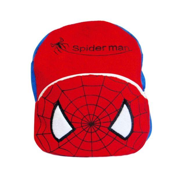 کوله پشتی پولیشی طرح مرد عنکبوتی