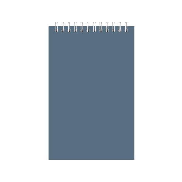 دفتر یادداشت سیم از بالا 50 برگ 1/8 مهرآذر
